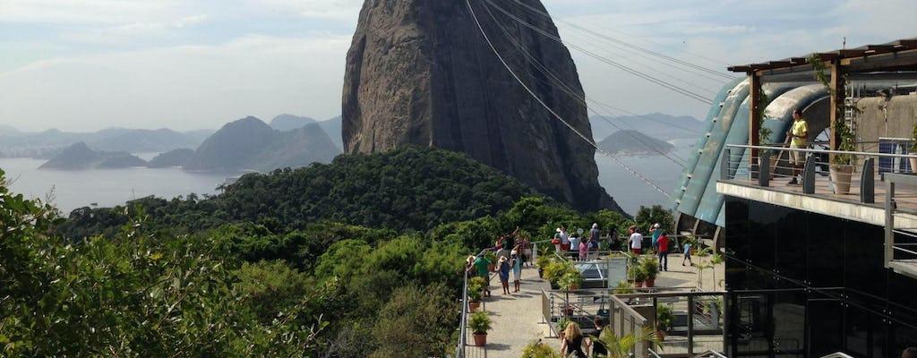 Главные достопримечательности Рио-де-Жанейро в один день экскурсия с обедом