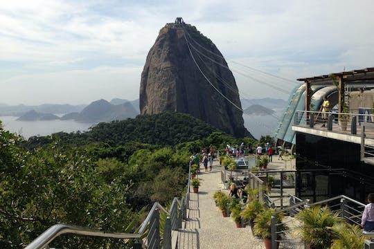 Rio's main sights in one day guided tour with lunch