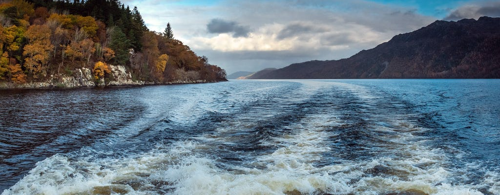 1-day Loch Ness, Glencoe, Highlands and whisky tour from Edinburgh