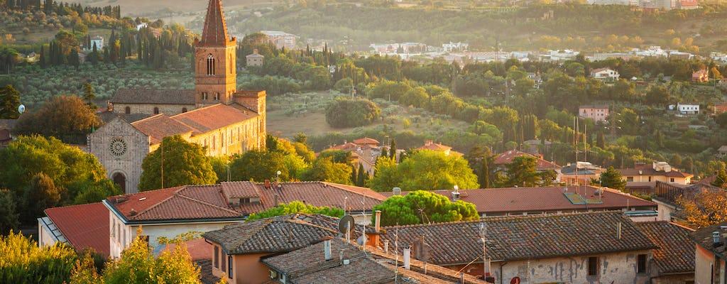 Wycieczka w małej grupie po fabryce czekolady Perugina, Perugii i Spoleto