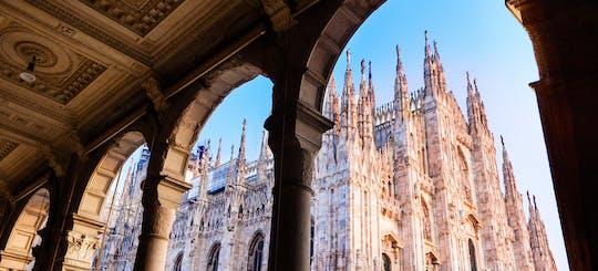 Tour in scooter autobilanciato di 3 ore a Milano