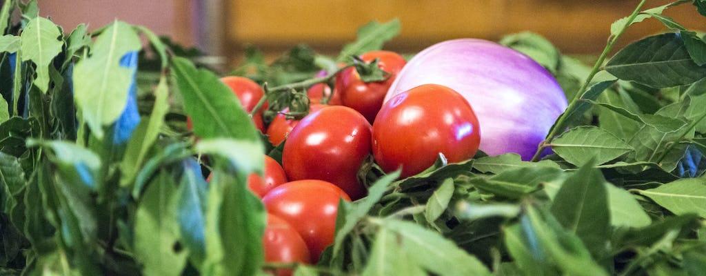Sicilian Cooking Lesson in Taormina