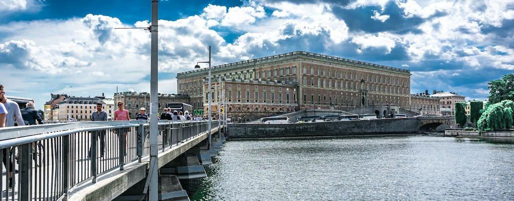 Visite à pied privée du syndrome de Stockholm dans la ville