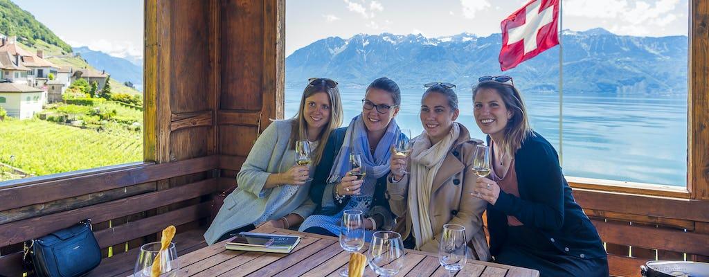 Wine Tour vanuit Lausanne en Montreux
