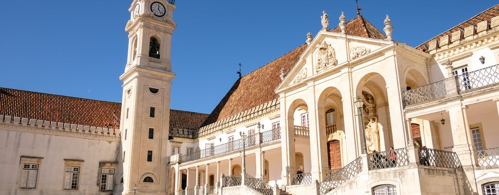 Full-day gastronomic experience in Coimbra