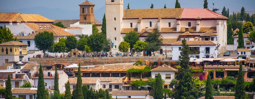 Besichtigung des Albaicin und seiner maurischen Häuser