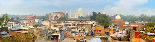 Half Day Journey to Colonial Agra