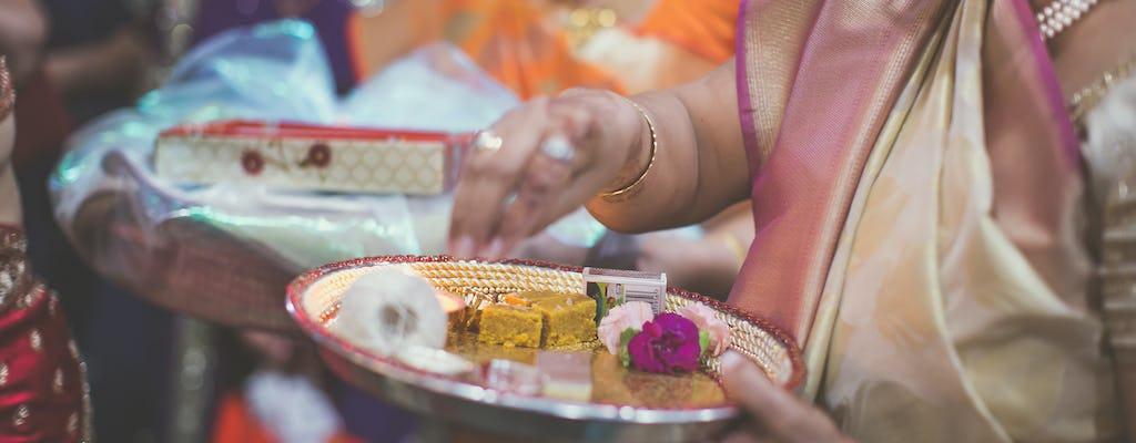 Ein Essen mit Jaipurs königlicher Familie