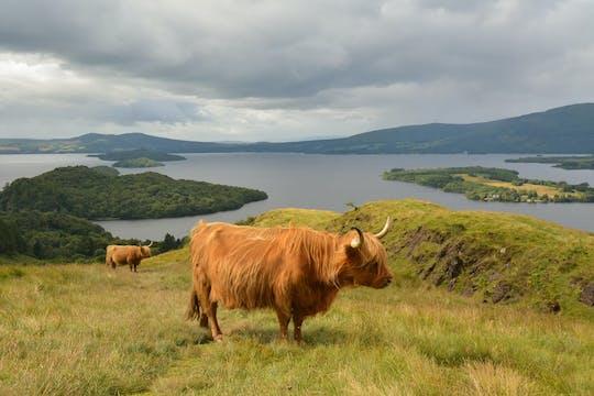 Loch Ness, Glencoe e Terras altas de Glasgow