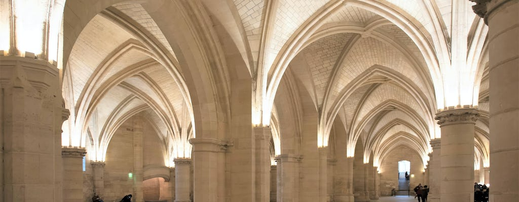 Priority entrance tickets for the Conciergerie
