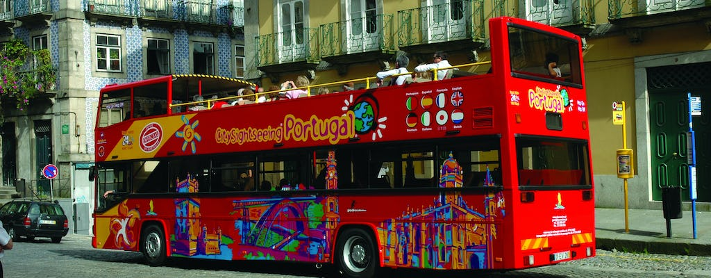 Tour in autobus hop-on hop-off di Funchal