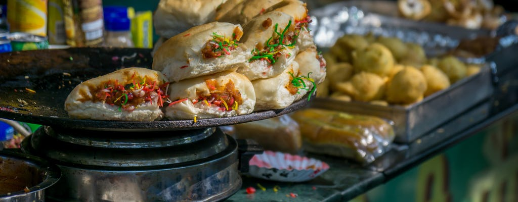 Street food crawl in Kolkata