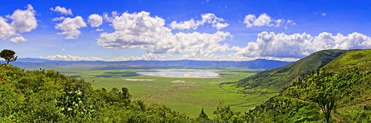 Ngorongoro Crater 3-daagse safari vanuit Kilimanjaro