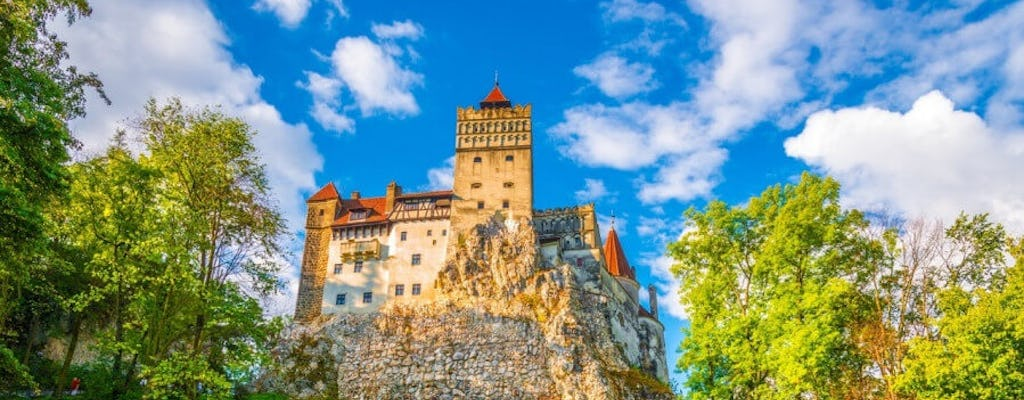 Day excursion to Dracula and Peles castles from Bucharest