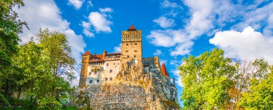 Excursion d'une journée aux châteaux de Dracula et de Peles depuis Bucarest