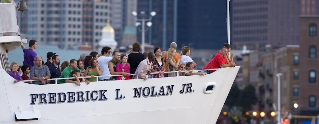 Crucero turístico histórico por el puerto de Boston