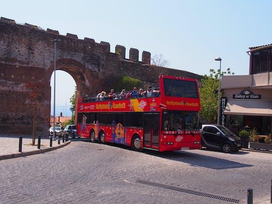 Tour en autobús con paradas libres por Salónica