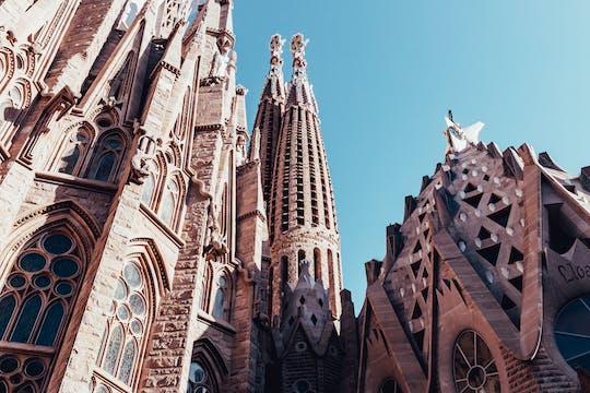 Sagrada Familia skip-the-line sunset private tour