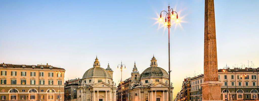 Rome piazzas' private tour