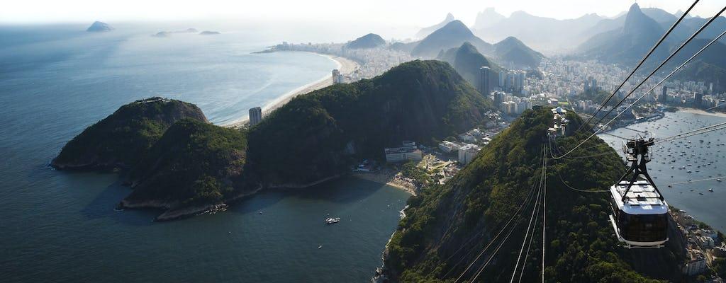 Wonderful Rio 4 days-3 nights package