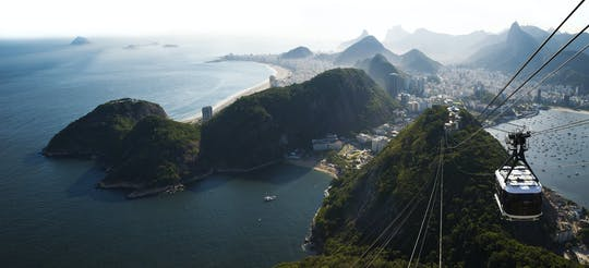 Wonderful Rio 4 days-3 nights package