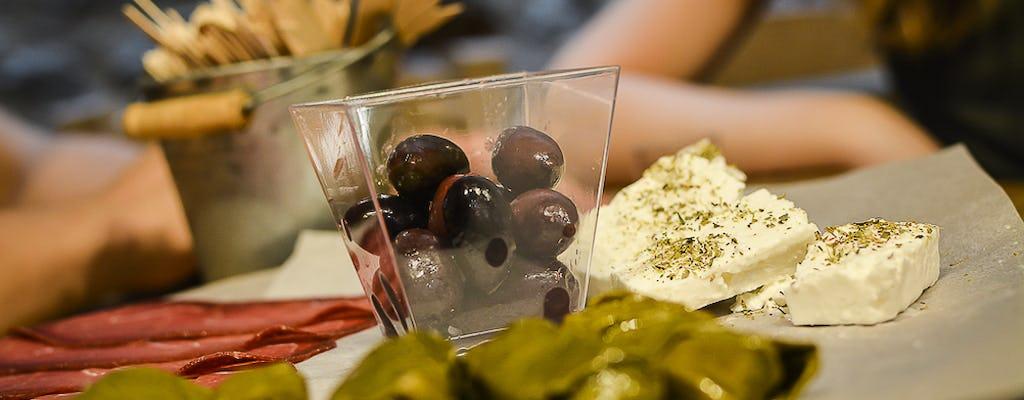 A Greek gastronomy tour of Athens