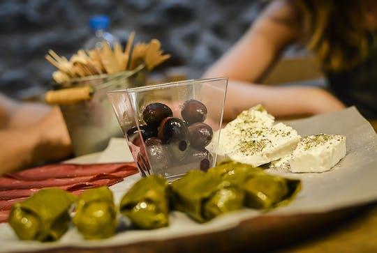 Greek gastronomy tour of Athens
