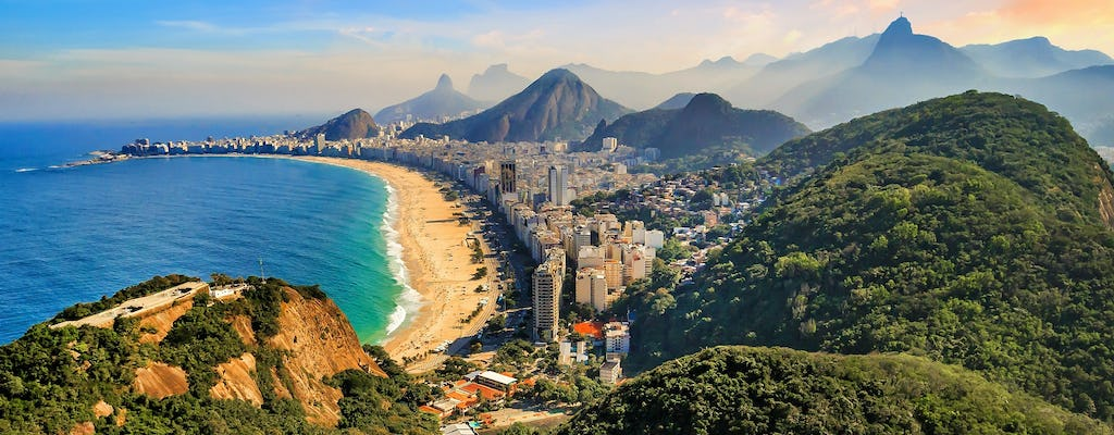 Rio in a nutshell 3 days-2 nights package