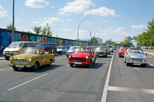 Berlin compact 75-minute Trabi safari