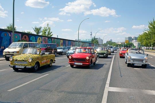Berlin compact 75-minute Trabi safari