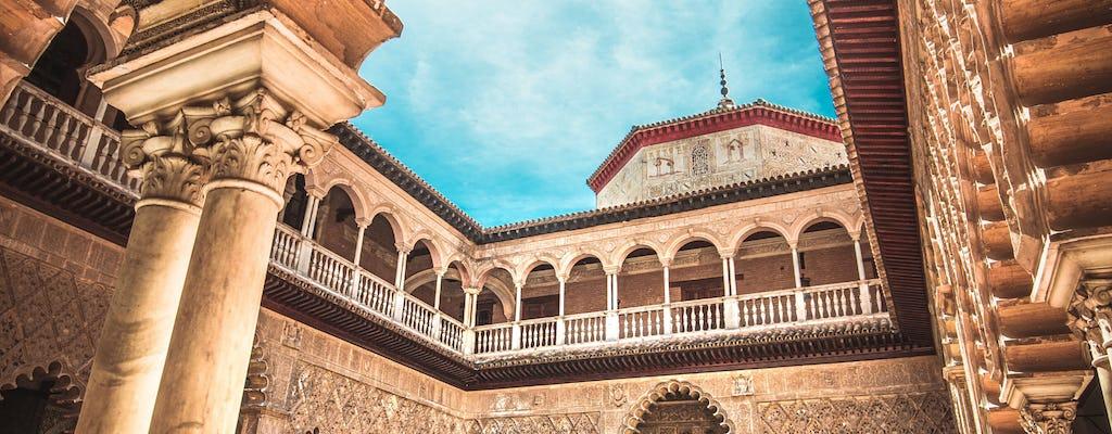 Tour guiado fascinante e monumental em Sevilha