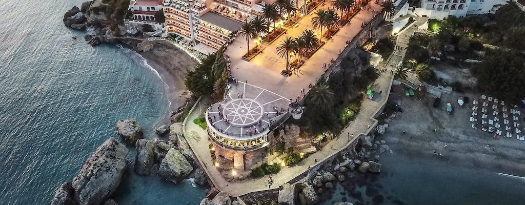Visita guidata della costa tropicale di Granada e delle grotte di Nerja