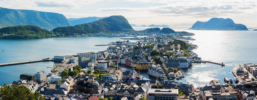 Ålesund and Alnes in 5 hours