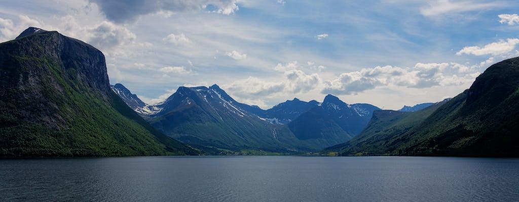 Исследовать природу Норвегии от Андальснесе или Олесунн