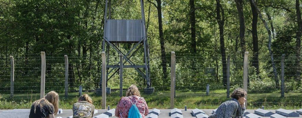 Camp Vught National Memorial and Historical s-Hertogenbosch w trakcie II grupy II wojny światowej