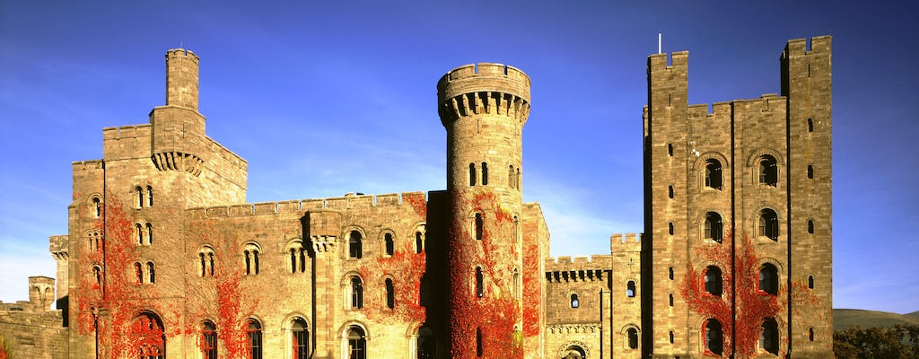 Scenic Anglesey and castles tour