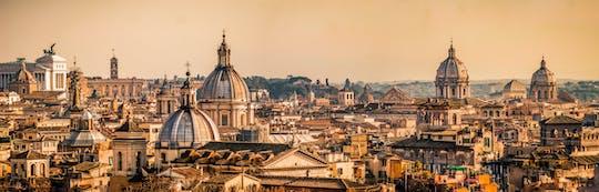 Passeggiata enogastronomica di Roma