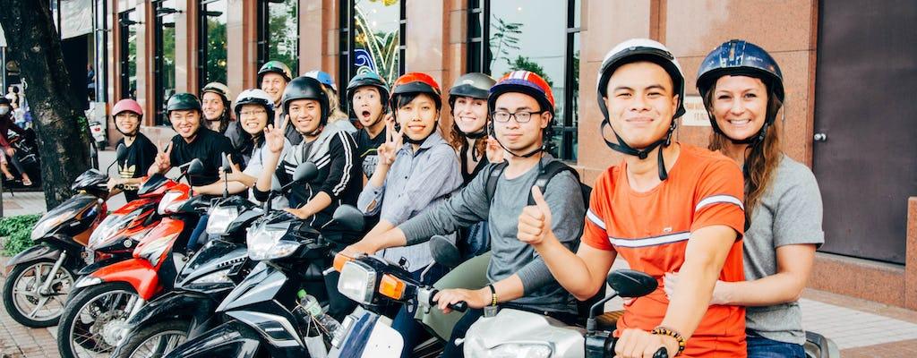 Ho-Chi-Minh-Stadt Motorrad-Food-Tour bei Nacht