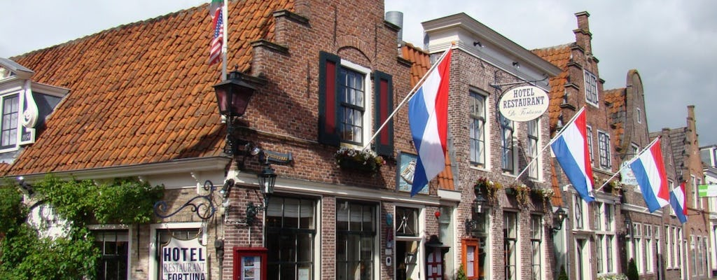 Volendam, Edam and windmills guided tour from Amsterdam
