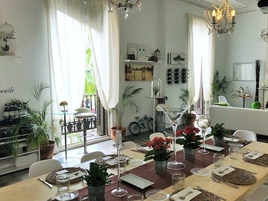 Paella Cooking Class & Tour Boqueria