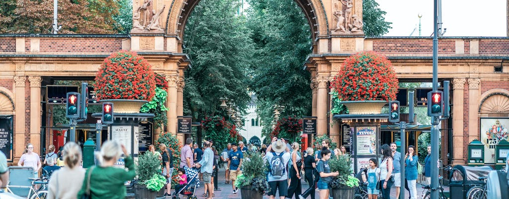 Explore the old town of Copenhagen walking tour