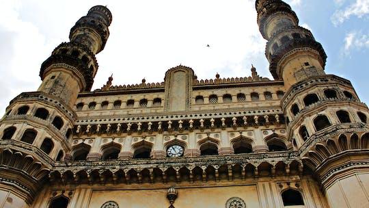 Promenade dans la vieille ville d'Hyderabad