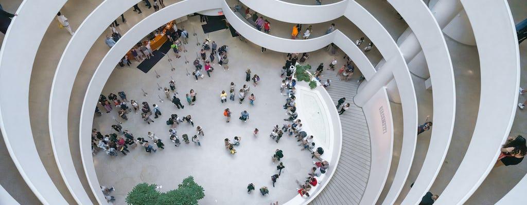 The Guggenheim Museum tickets