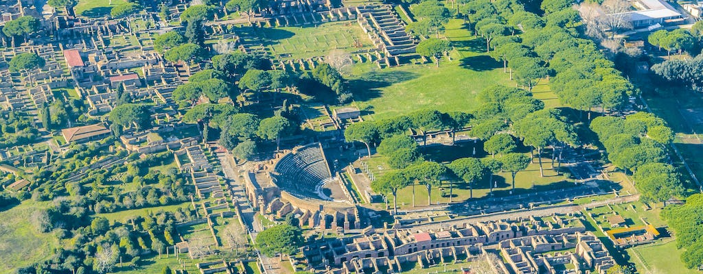 Small-group tour of Ostia Antica