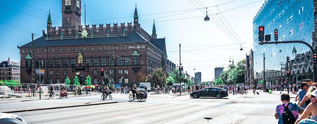 Удивительная архитектура знакомства в Копенгагене, частная пешеходная экскурсия