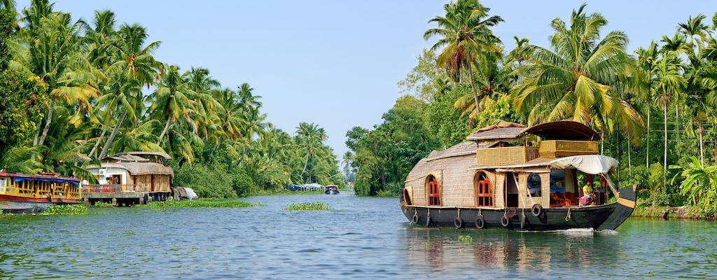 A tryst with the mesmerizing backwaters of Kerala