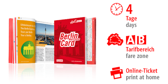 Berlin WelcomeCard Museum Island