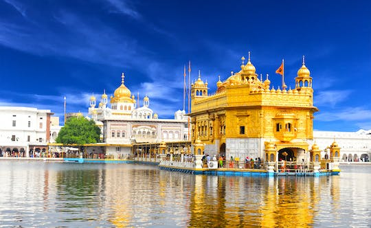 Experience the essence of Amritsar