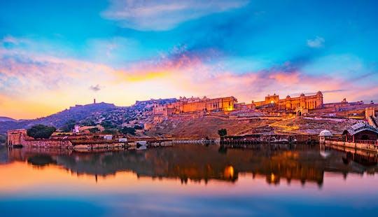 Het verkennen van de bezienswaardigheden van Jaipur