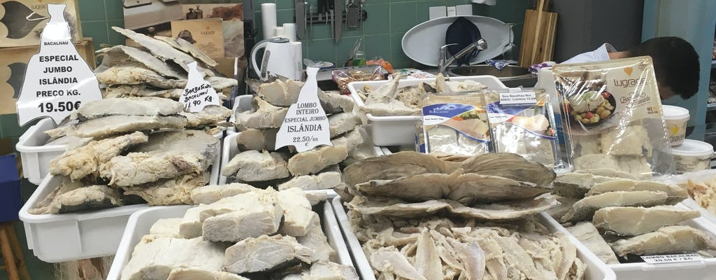 Экскурсия по аутентичной кухне и опыт работы на рынке в Порту
